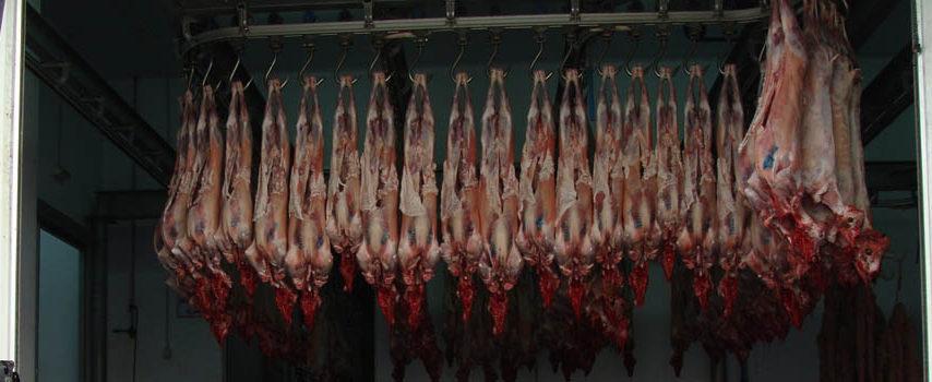 Ξήλωμα των υπηρεσιών ΥΠΑΑΤ από τις αρμοδιότητες στη βιομηχανία κρέατος (πλην σφαγείων)