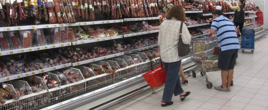 Ρωσία: «Από κιμά μέχρι τυρί, όλα ντόπια»