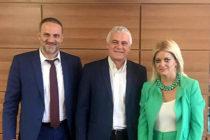 Η προοπτική δημοτικών σφαγείων στη Β. Εύβοια επί τάπητος στη συνάντηση Τσιρώνη-Ευσταθίου