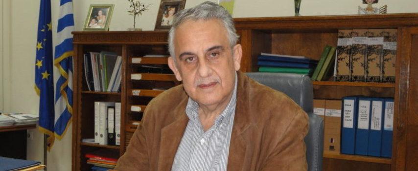 Α. Παπαδεράκης: Χρειάζεται συγκέντρωση των ελεγκτικών δυνάμεων