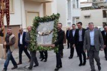 Η γιορτή του Αρχαγγέλου Μιχαήλ στο Ηράκλειο